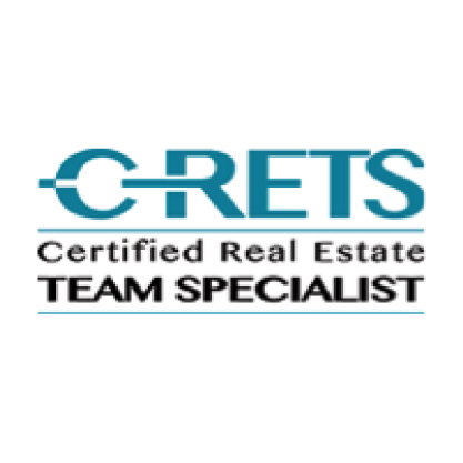 Certified Real Estate Team Specialist